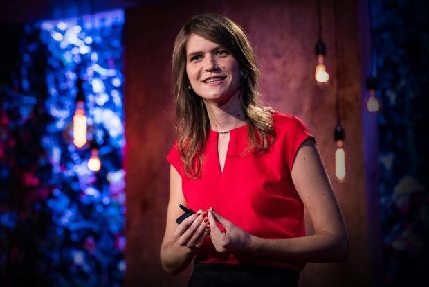 Лидия Махова, TED
