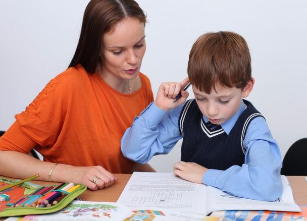 Домашняя работа в начальной школе с помощью родителей