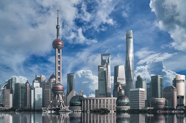 Современный Шанхай, Китай сегодня