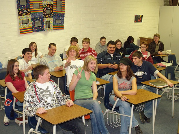 Calhan High School, Senior Classroom