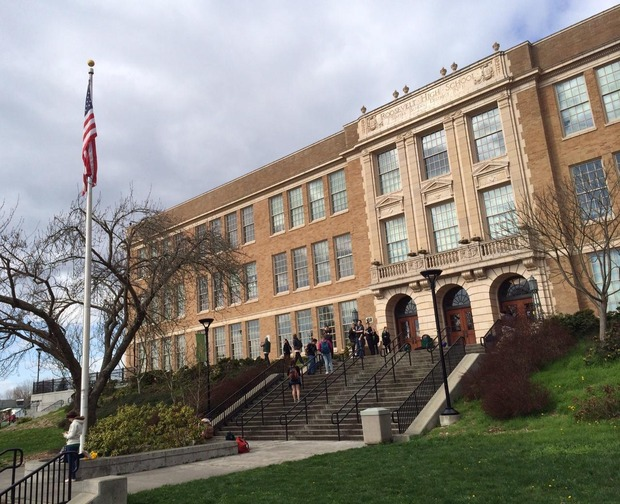 Roosevalt High School,  Seattle