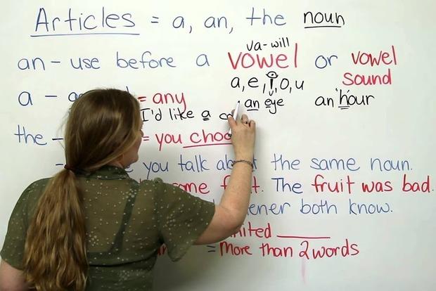 Не всем дано выучить иностранный язык